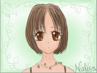 Ivy by NieleinM