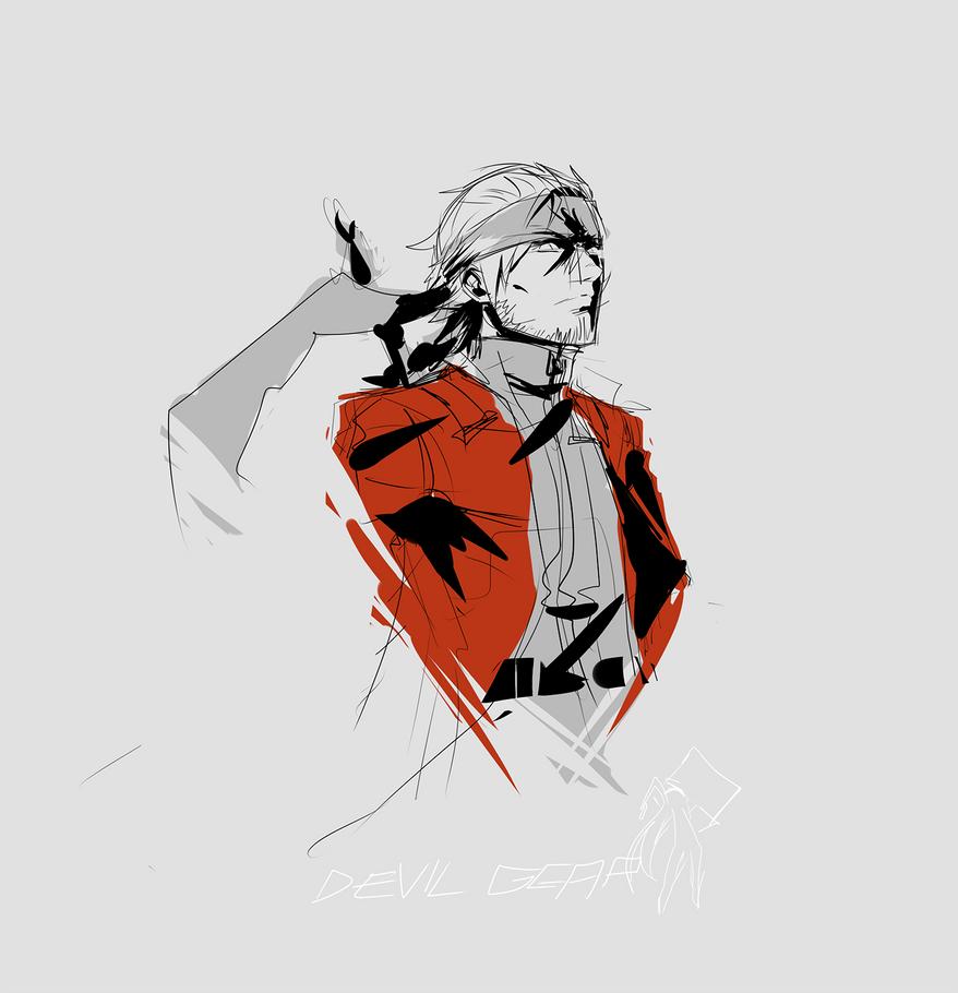 Devil Gear by curatorEXatrum