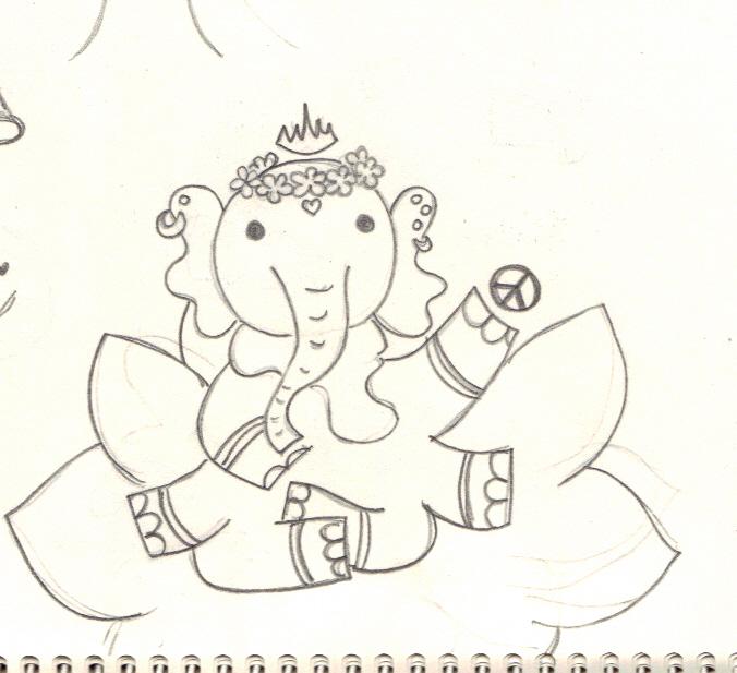 buddha elephant wallpaper art - photo #40