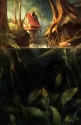 underwater by maringouin