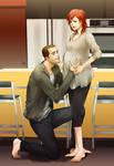 Mass Effect 3: Expecting a little Shepard