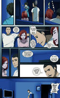Mass Effect 3: Shepard VS Shepard pg 4 by YukiMinamoto