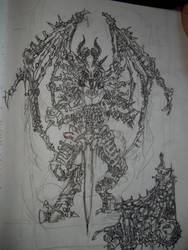 forgiven demon by Shmagmhar10