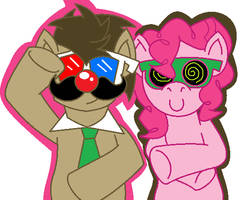 Civilized Ponies Are Civilized by Ask-DrWhooves