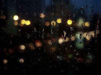 Raining Lights.2 by fakeautumn
