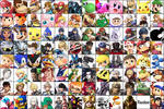 Super Smash Bros. Ultimate Roster (16.08.2018)