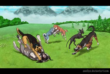 Summer Fight by IoNekta