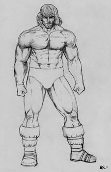 Fantasy Prototype Character