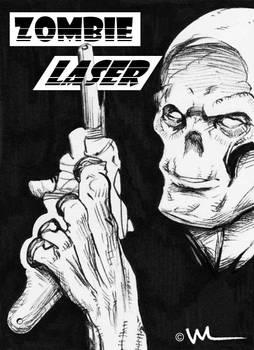Zombie Laser w/ Title