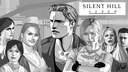 Silent Hill 20th Anniversary Article Cover