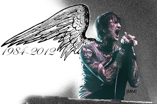 rip mitch lucker Rip mitch lucker you're music will stay forever in our hearts and play loudly through our speakers you may have left you throne but no one will ever touch your crown 3.