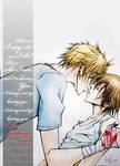 I'm hurting you Shusei Hotsuma