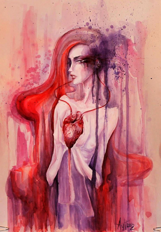 my heart sings by FlawlessAya