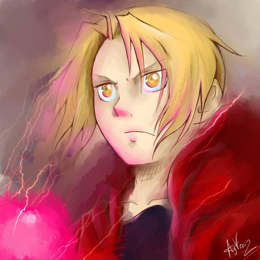 Edward Elric by FlawlessAya