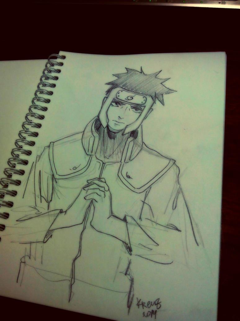 sketchbook 023 by FlawlessAya