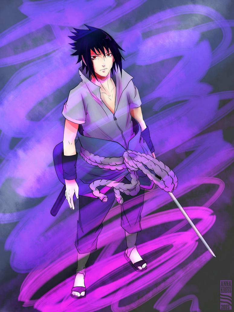Sasuke by FlawlessAya