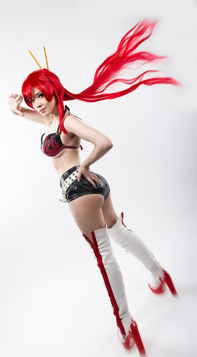 Yoko TTGL_2 by FlawlessAya