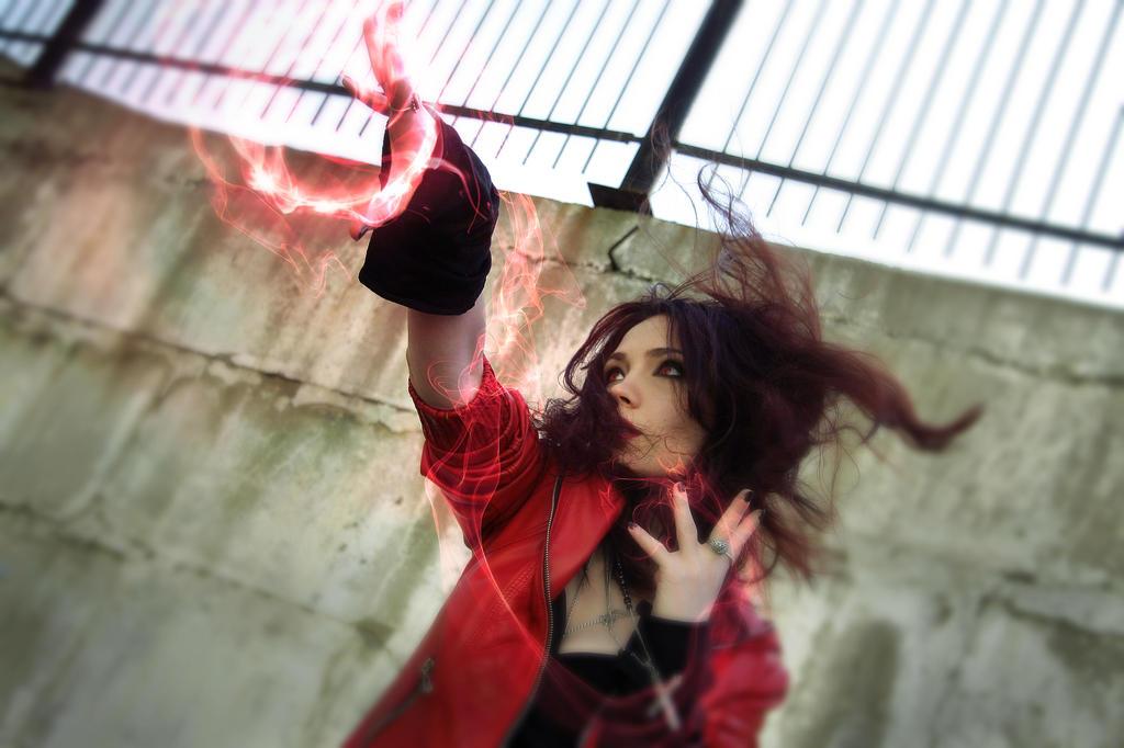 Wanda Maximoff_3 by FlawlessAya