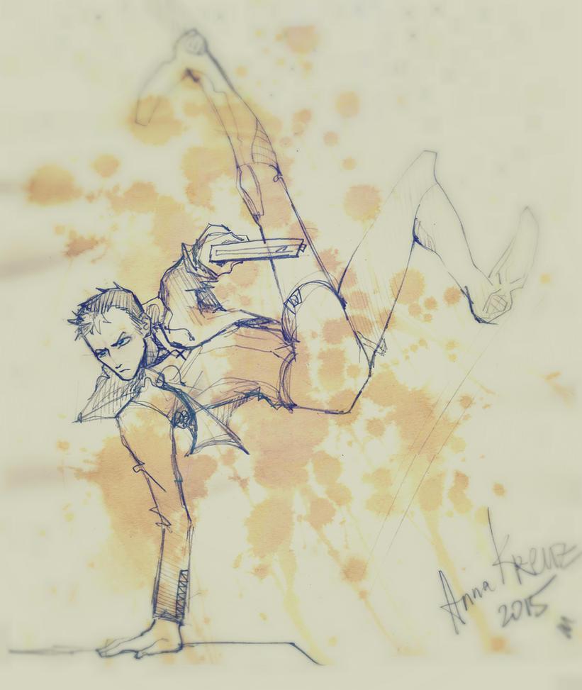 sketchbook 031 by FlawlessAya