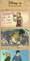 Disney-fy Yourself Meme by hotchocolateaddict