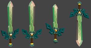 Lokomo Sword [3D Model]