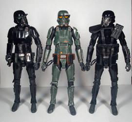 Death Trooper (Flakker Motif) by DarkTailss