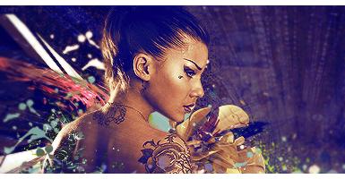 .. Tattoo Beauty .. by iDukey