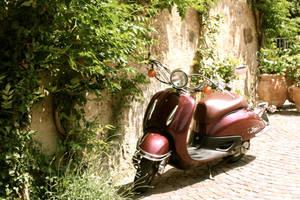 Motorcycle by summerskarma