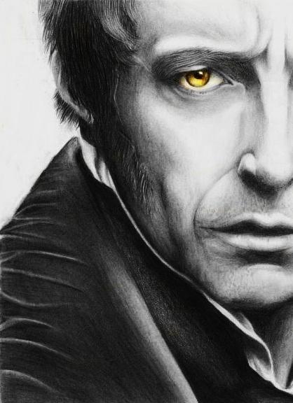 Jean Valjean by rommeldrawlines-12