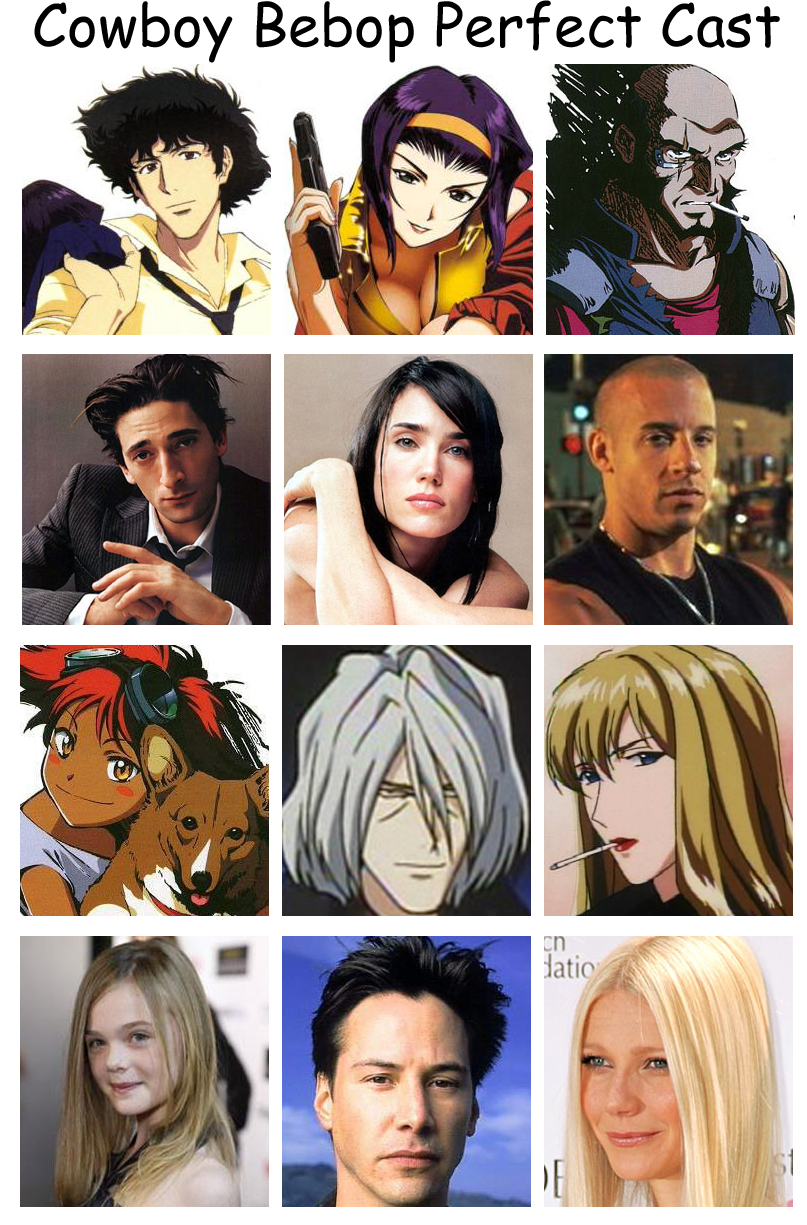 Cowboy bebop the movie cast / Youtube old tamil movies songs