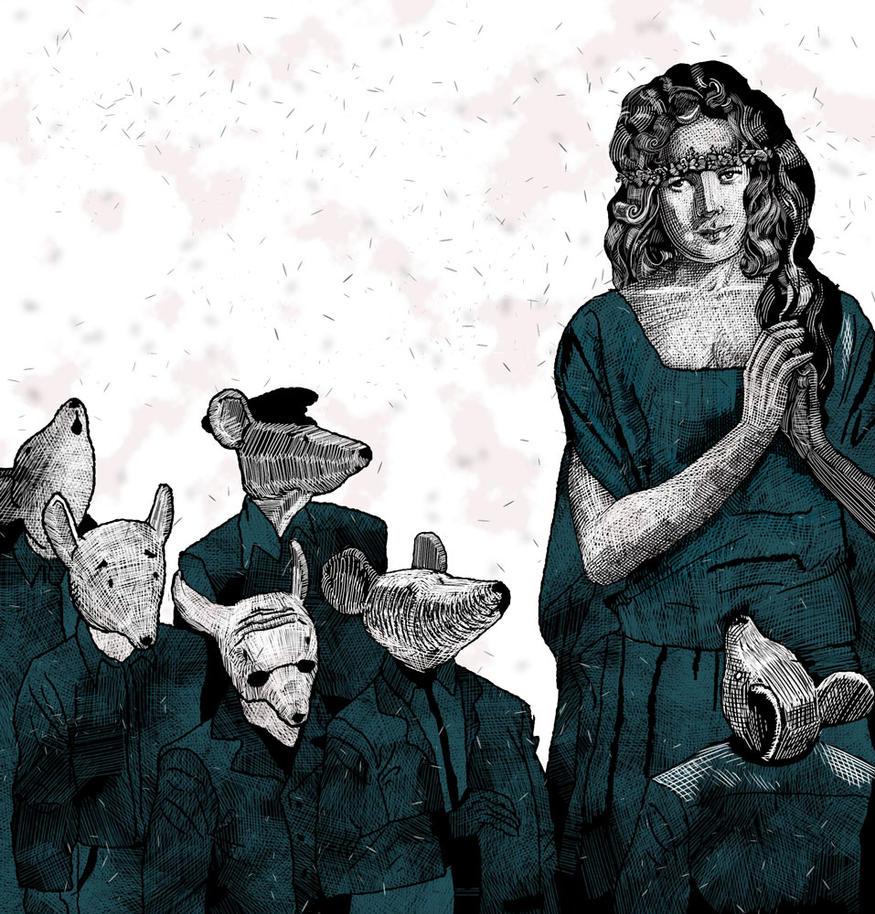Kết quả hình ảnh cho josephine the singer or mouse folk