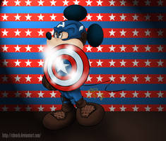 Stand and Salute the Mouse by RCBrock