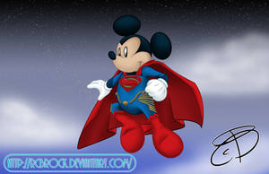 Mouse of Steel by RCBrock