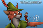 Robin Hood and Basil the Great Mouse Detective