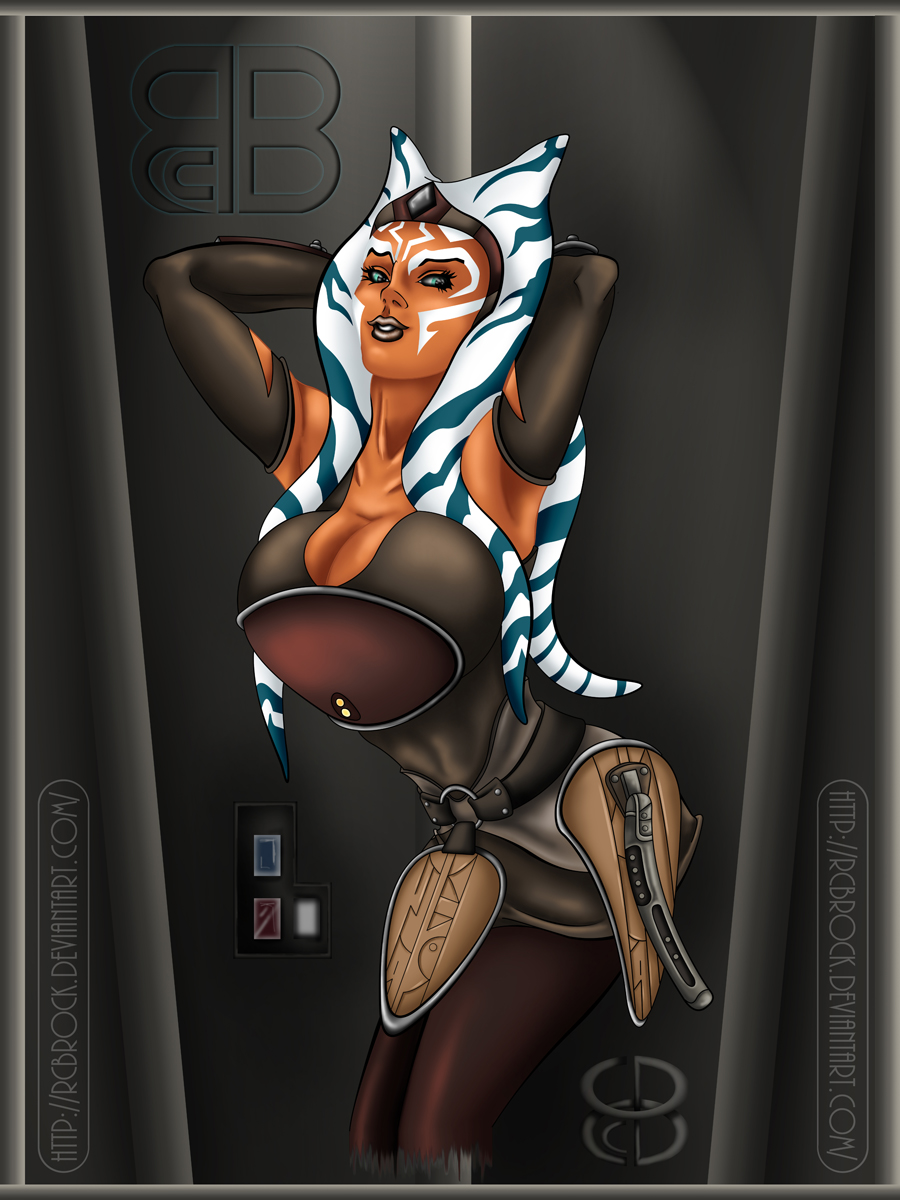 Ahsoka naked cartoon video