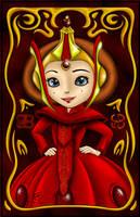 Dailey Disney - Queen Amidala the First by RCBrock