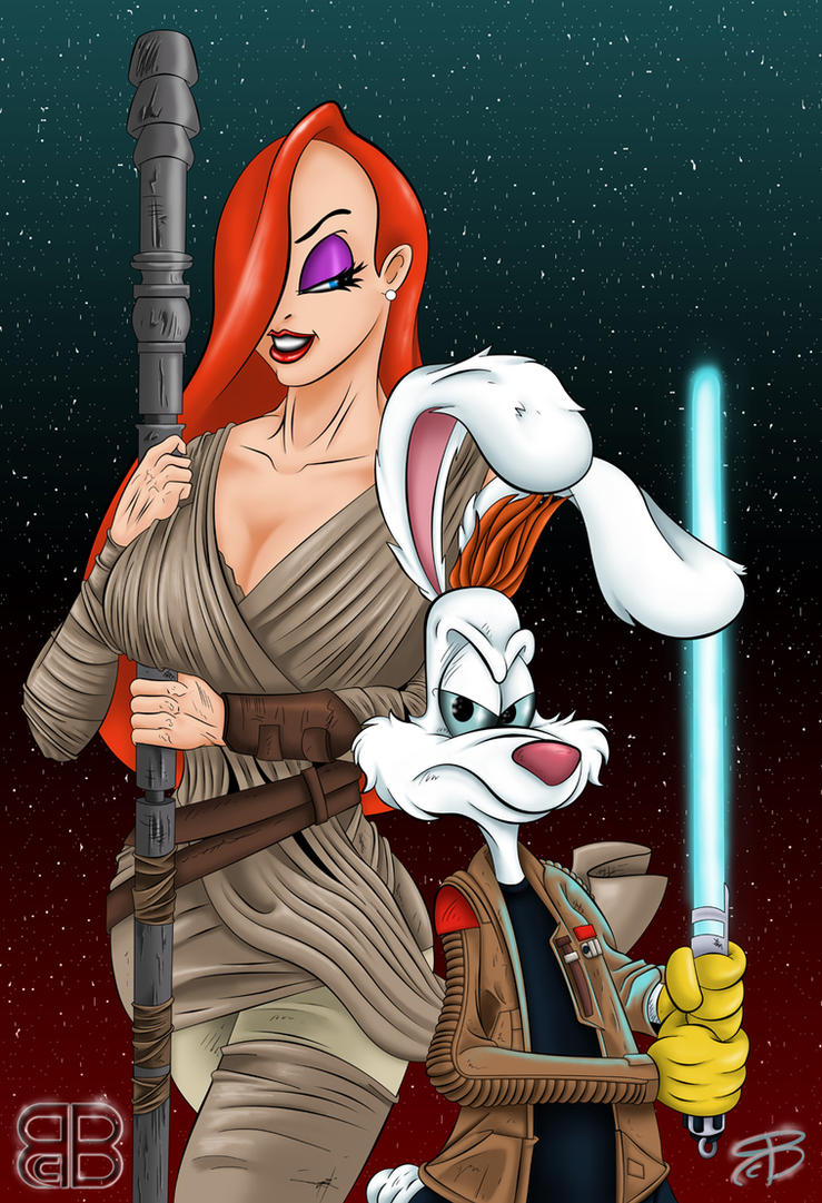 Star Wars, The Toons Awaken by RCBrock