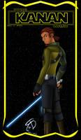 Star Wars - Kanan Jarrus