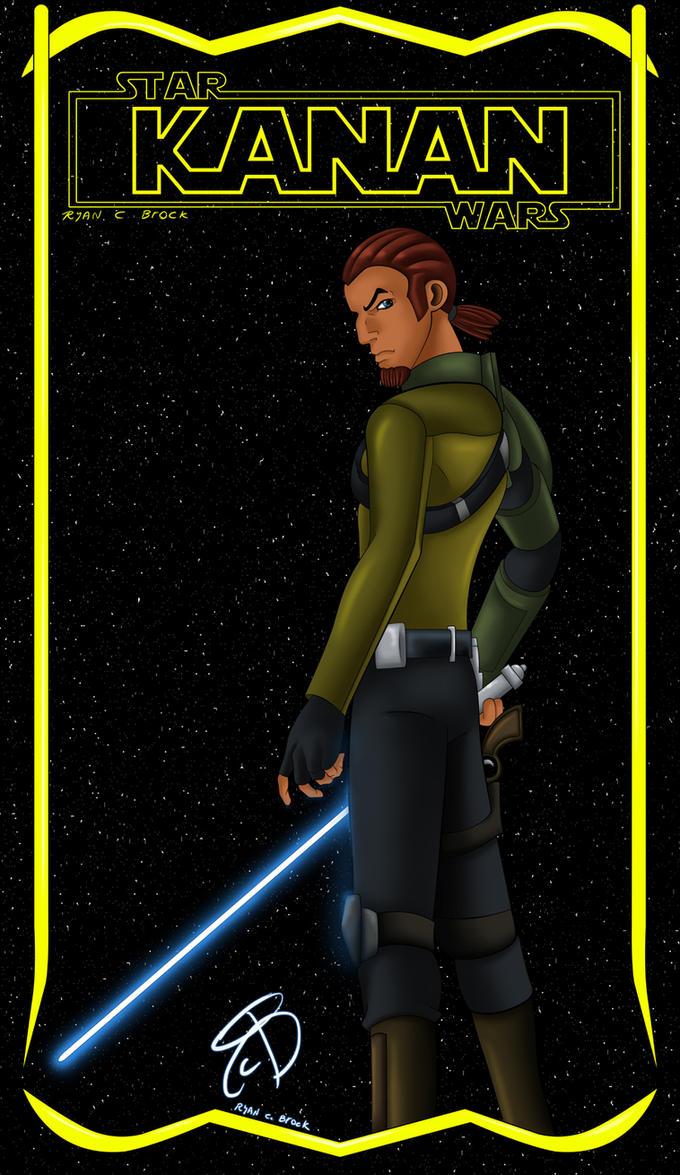 Star wars rebels kanan jarrus
