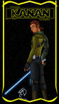 Star Wars - Kanan Jarrus