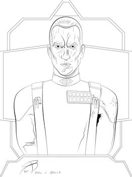 Coloring Pages - Thrawn