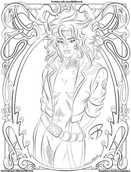 Coloring Pages - Rogue