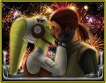 Rebels Kiss
