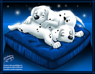 Dalmations by RCBrock