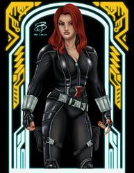 Black Widow by RCBrock