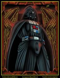 Darth Vader by RCBrock