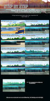 Step by Step Background VN