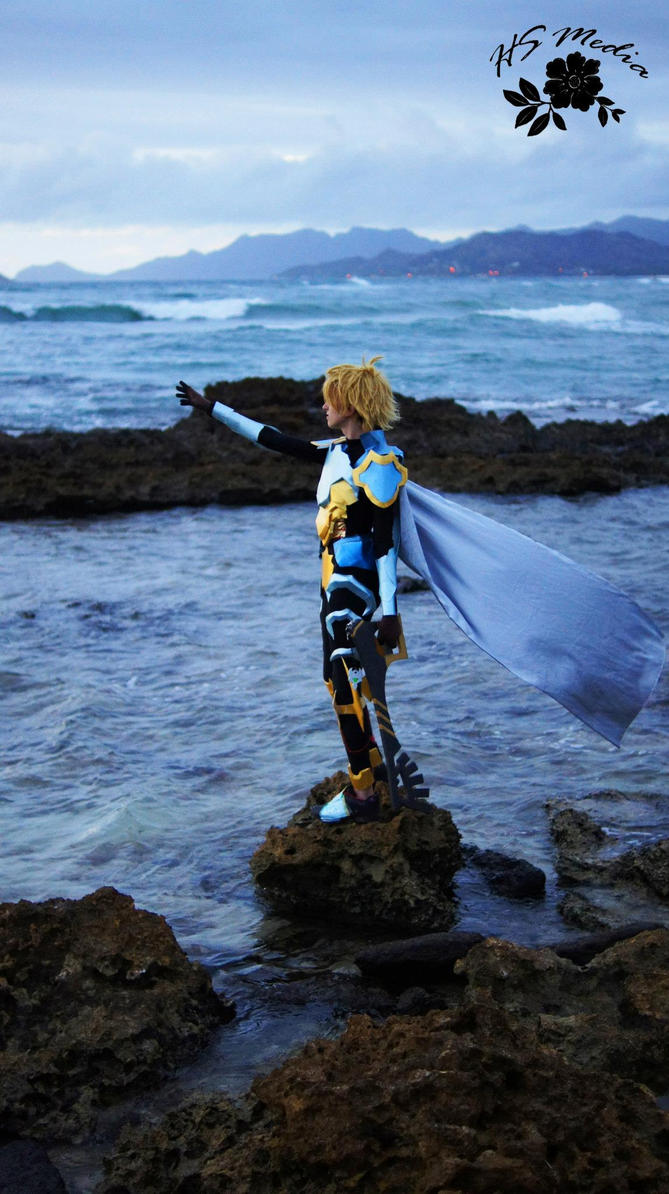 KH-BbS: Ventus 2 by J-JoCosplay