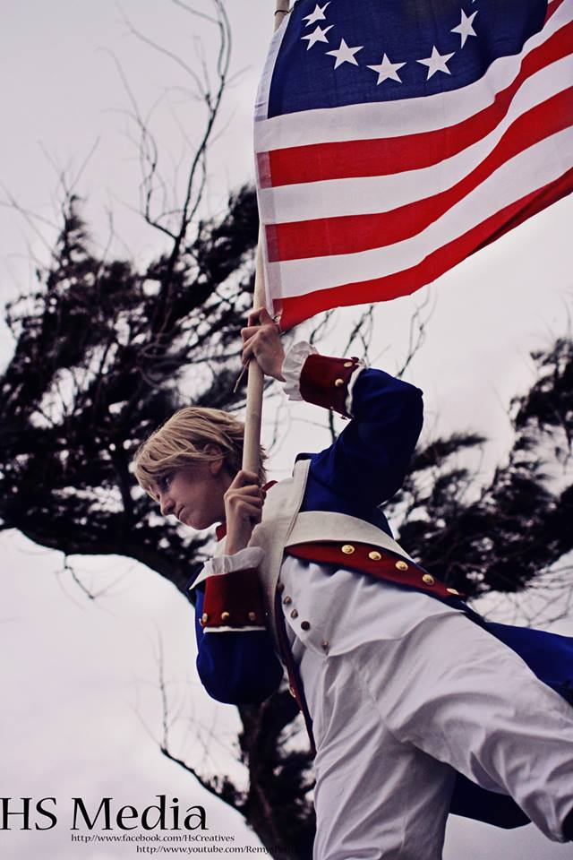 APH: Revolutionary America 1 by J-JoCosplay
