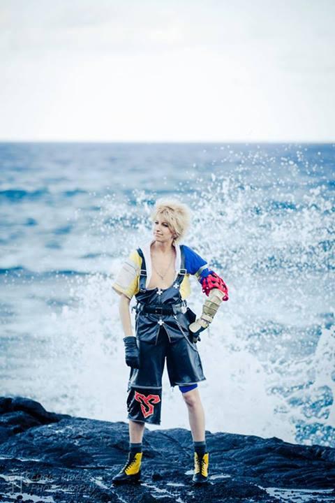 Final Fantasy X: Tidus 1 by J-JoCosplay